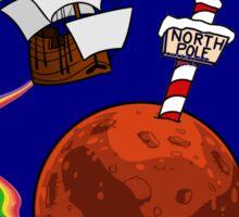 mission gustavo Sticker