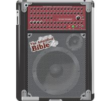 Amplified Bible All Amped Up iPad Case/Skin