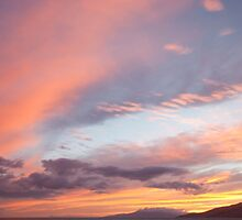 Kihei Sunset by Susan R. Wacker