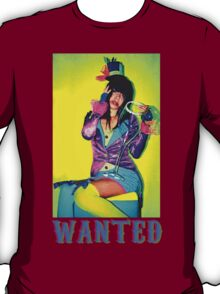 Wanted: Mad Hatter T-Shirt