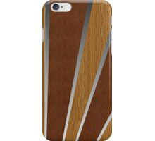 Wood Stripes iPhone Case/Skin