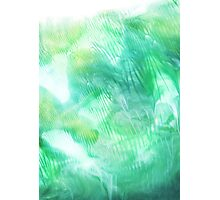 Sea Glass - Abstract Print  Photographic Print