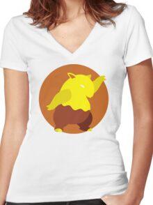 Drowzee - Basic Women's Fitted V-Neck T-Shirt
