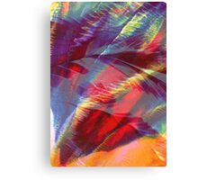 Canopy - Abstract Print  Canvas Print