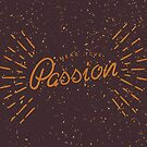 Wear Your Passion by Magdalena Mikos