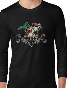 Calvinball  Long Sleeve T-Shirt