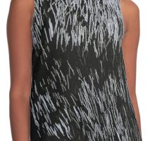Line Art The Scratch no. 4 Contrast Tank