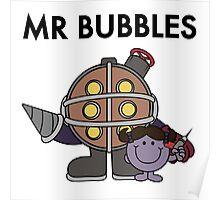 Mr Bubbles Poster