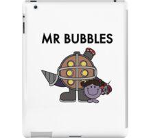Mr Bubbles iPad Case/Skin