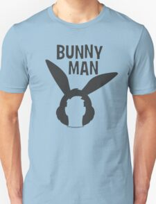 "Official ""Bunny Man"" Logo Tshirt T-Shirt"