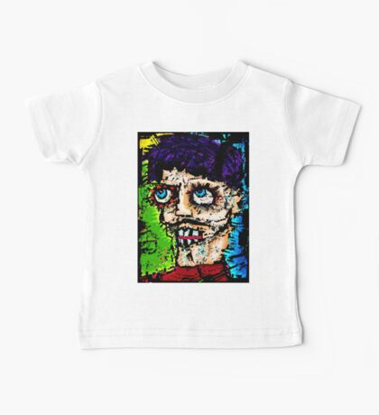 Self -Portrait as All That Is Wrong In The World Baby Tee