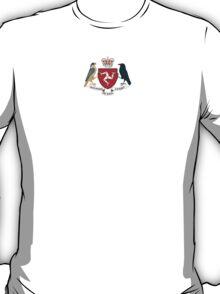 Isle of Man Coat of Arms  T-Shirt
