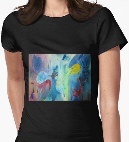 Puzzle - 20 Womens Fitted T-Shirt