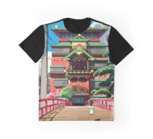 Spirited Away 8bit Graphic T-Shirt