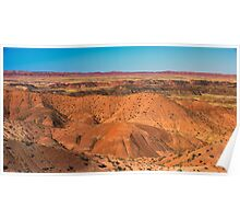 Buttes Mesas and More Poster