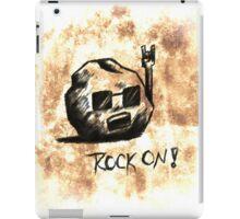 Rock on! iPad Case/Skin