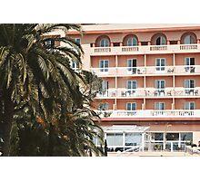 Pink Paradise (Sainte-Maxime) Photographic Print