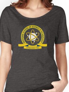 Midtown School of Science and Technology Logo Women's Relaxed Fit T-Shirt