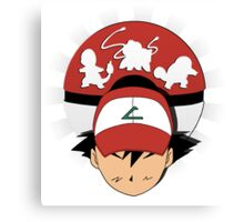 Pallet Town Hero Canvas Print