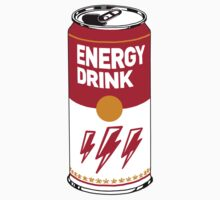 Campbell's energy drink by ajaa