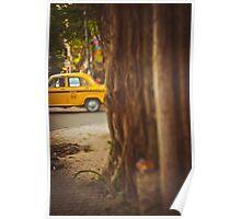 A corner in Calcutta Poster