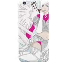 ranger with wing glider iPhone Case/Skin