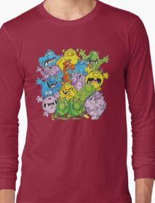 Real 'lil' Monsters Long Sleeve T-Shirt