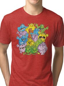 Real 'lil' Monsters Tri-blend T-Shirt