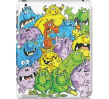 Real 'lil' Monsters iPad Case/Skin