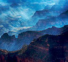 Misty Morning Blues by Bryan Shane