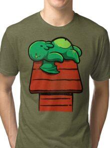 Cthuloopy Tri-blend T-Shirt