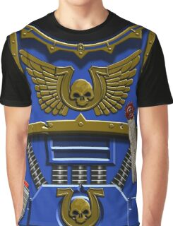 Ultramarine Armour Graphic T-Shirt