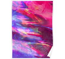 Abstract Print - Jupiter Poster