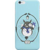 Totoro Holmes iPhone Case/Skin