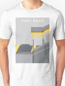 Punt Road - Two Tone Unisex T-Shirt