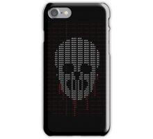 Dead Behind the Screen iPhone Case/Skin