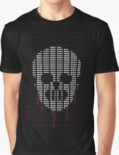 Dead Behind the Screen Graphic T-Shirt