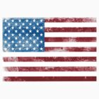 4th of July Tank Top - America Flag by 785Tees