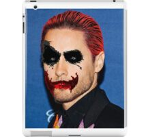 jared leto minimalis iPad Case/Skin