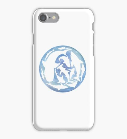 World of Sharks iPhone Case/Skin