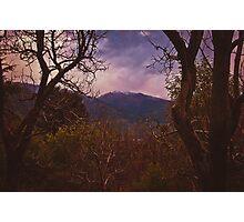 Mystical himalayan landscape Photographic Print