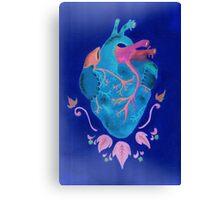 Buenas noches corazon Canvas Print
