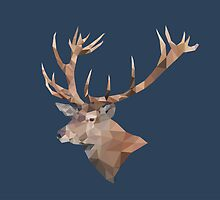 LP Deer by Alice Protin