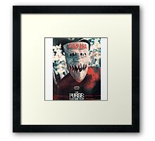 The Purge Election Year Poster Framed Print