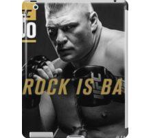 Brock ufc iPad Case/Skin