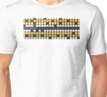 Crosswords Puzzles Squares Unisex T-Shirt