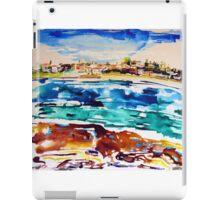 Bondi in Abstract  iPad Case/Skin