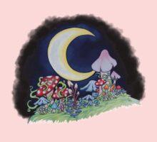 Night shroom Baby Tee