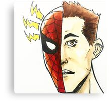 Spider Sense Canvas Print