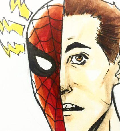 Spider Sense Sticker